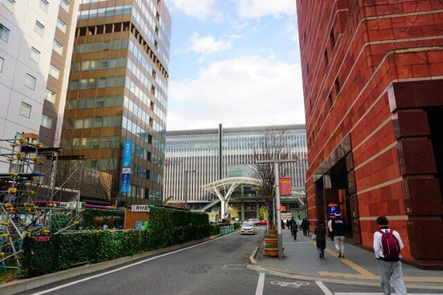福岡市内の風景